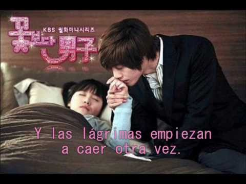 because I'm Stupid Ost Boys Before Flowers (sub Esp) video