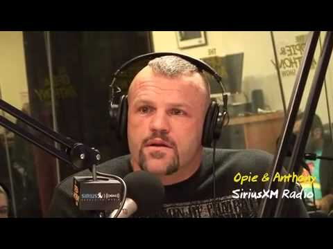 Chuck Liddell Talks TUF 11, Tito Ortiz on Opie & Anthony Video