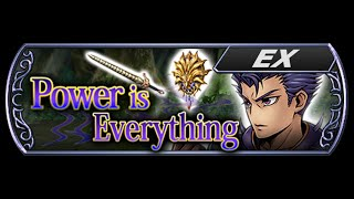 [GL] Leonhart Event - Power is Everything EX [No Ex Weapons]