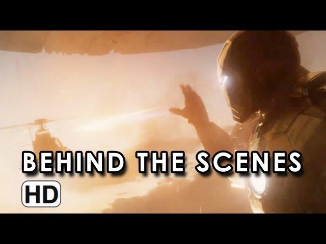 Iron Man 3 Behind The Scenes 2013