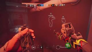 Rainbow 6 flank gone wrong, gone sexual in the hood