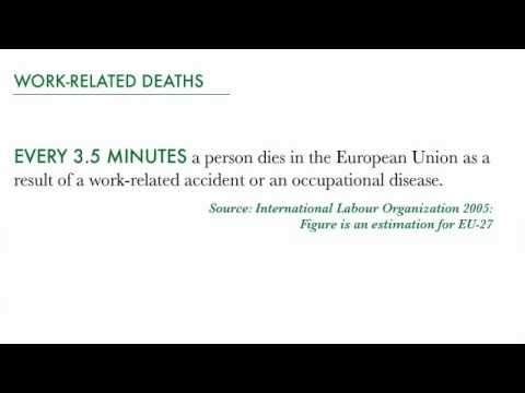 Are occupational deaths with in the EU gender neutral?