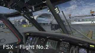 FSX- Flight No.2 [BKK - USM]