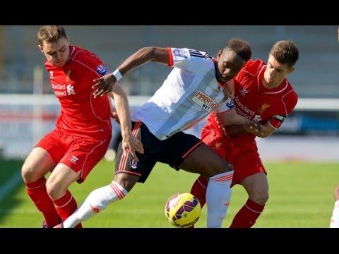 U21s: Liverpool 1-2 Fulham