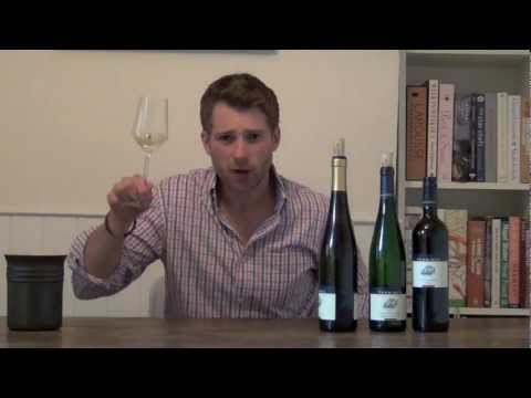 Video Tasting #1 - Wines from Weingut Thanisch