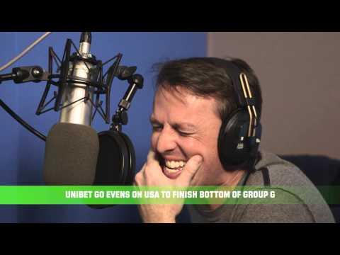 Graeme Swann goes Up The Swanny! | Unibet UK