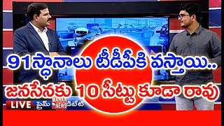 MAHAA NEWS MD Vamsi Krishna #Special Ground Report On AP Election Result | #PrimeTimeDebate
