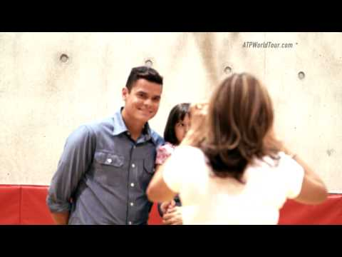 ATP World Tour Uncovered Milos Raonic
