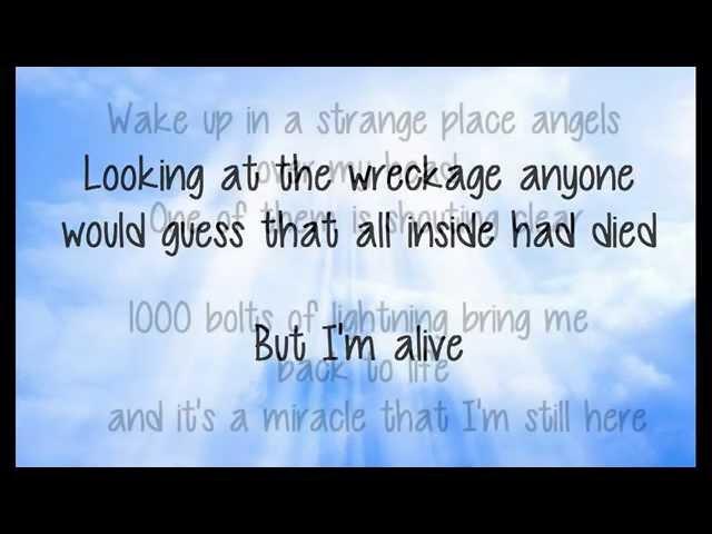 U Lyrics - Gareth Emery feat. Bo Bruce