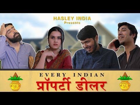 Every Indian Property Dealer Ever   Hasley India thumbnail