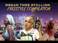 Compilation Of Megan Thee Stallion Freestyles