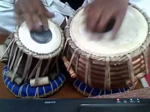 (276) (LEARN TABLA) TABLA PLAYER BHAI BALJEET SINGH KHANDWA MP (09926326613)