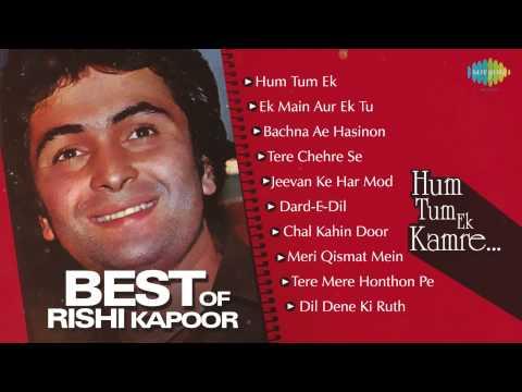 Best of Rishi Kapoor | Hum Tum Ek Kamre | Hindi Bollywood Movie...