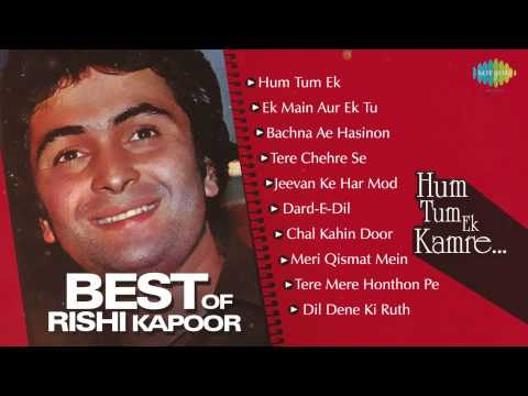 Rishi Kapoor Hit Songs Collection | Bachna Ae Haseeno & More Superhit Songs | Top 10 Hits