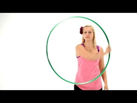 How To Do A Hula Hoop Isolations | Hula Hooping video