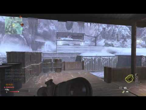 MW3 - Mini Quick Scope Montage