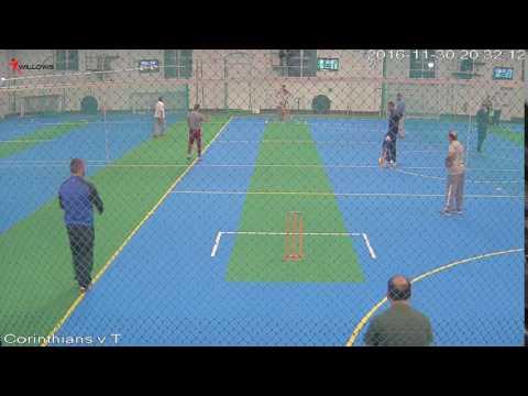 409147 Court2 Willows Sports Centre Cam3 Corinthians v The Sticky Wickets Court2 Willows Sports Cen