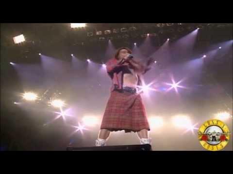 Axl Rose el mejor vocalista de la historia l l Mejores gritos l l