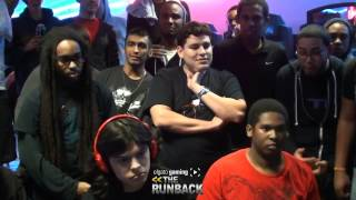 UMvC3 CTRL Unknown vs UGC Cloud805 - The RunBack Pre SCR 2014