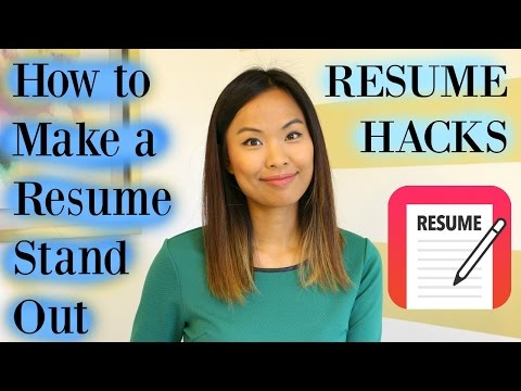 how to make a resume Learn how to write a resume or cv in english follow these steps and mind these tips.