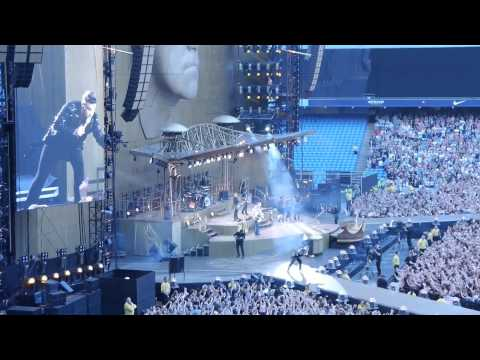 Robbie Williams @ Etihad Stadium 19th, Manchester, UK, Opening/Entertain/Monsoon