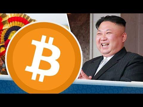 Today in Bitcoin News Podcast (2017-12-12) - North Korea & Bitcoin - Gold Demand - Bitcoin $20K?