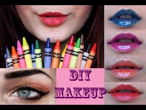 Diy Makeup Crayola Crayon