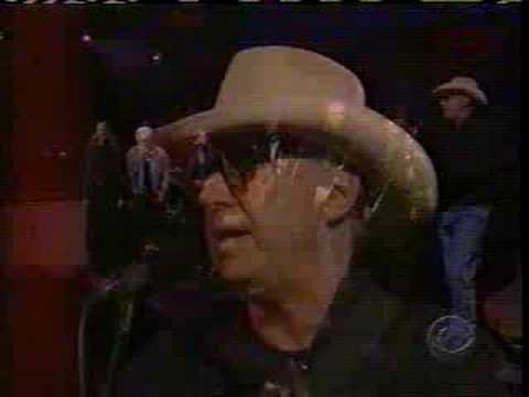 Guy Clark and Jerry Jeff Walker on Letterman