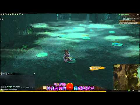 GW2 Tears of Itlaocol achievement guide (mini-dungeon)