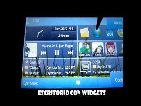 CFW Symbian^3 v6 para 5800 5530 5230 X6 (SYMBIAN LATINO)