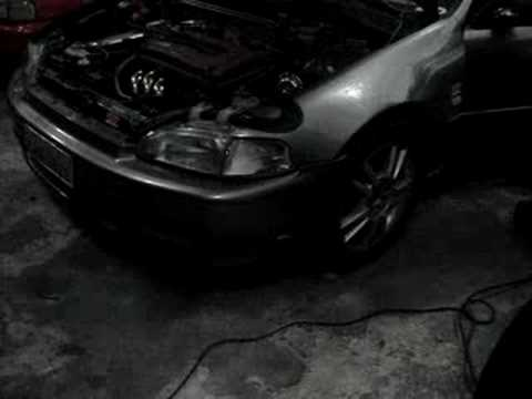 Civic vti turbo 2step 4D Garage
