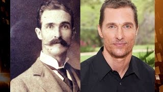 Man Discovers Great-Great Grandfather Looks Just Like Matthew McConaughey