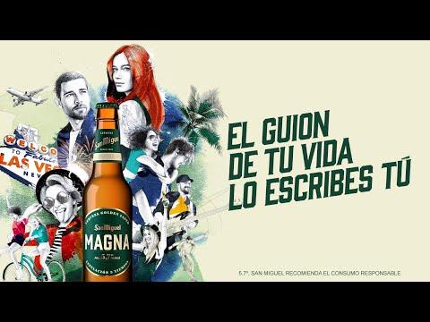 Magna de San Miguel lanza 'Escribe el guion de tu vida'