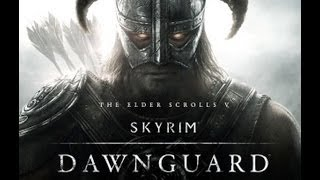 The Elder Scrolls Skyrim E3 Dawnguard Trailer Breakdown