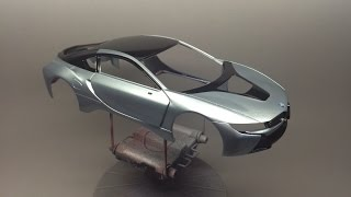 Revell: BMW i8 Part 6 Gravity Colors Multi Dose Clear