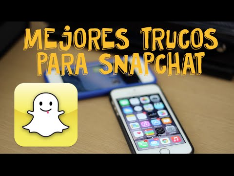 Los Mejores Trucos en Snapchat - Maudricio