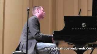 Elijah Bossenbroek 34 I Give Up 34