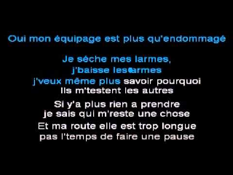 Black M - Sur ma route PAROLES