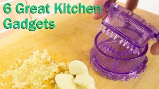 6 Best Kitchen Gadgets