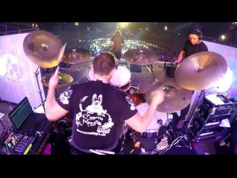 Decapitated - Spheres of Madness -DRUMCAM - Woodstock Festival thumbnail
