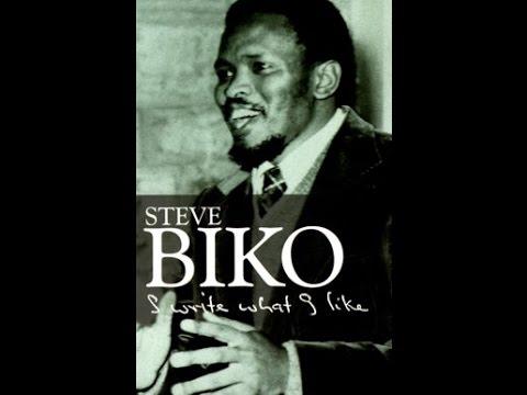 Steve Biko: I Write what I Like  pt1(audiobook)