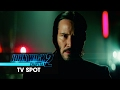 John Wick: Chapter 2 (2017 Movie) Official TV Spot – 'Elegantly Crafted'