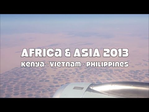 Review 2013 - Africa and Asia