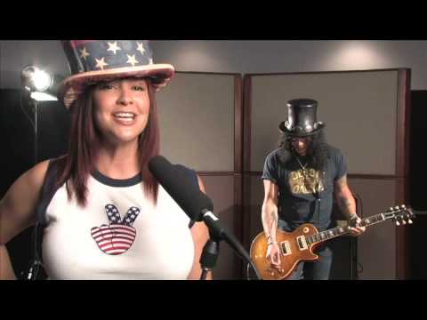 SLASH & PERLA ON PROP 8 Music Videos