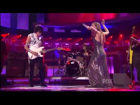 Jeff Beck&Joss Stone - I Put a Spell On You Live (HD)