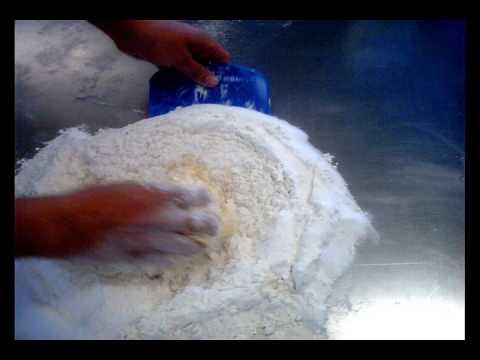 Panadería Básica - Masa de bizcocho