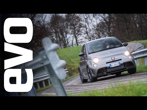 Abarth 695 Biposto review   evo REVIEWS