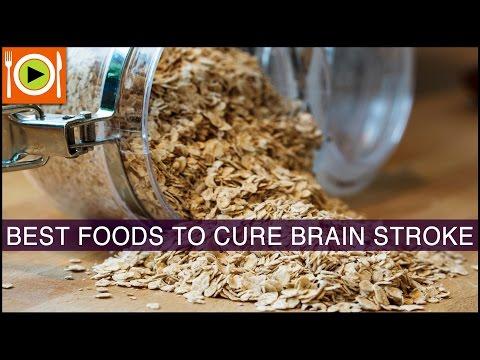 Best Foods to Cure Brain Stroke   Including Fiber, Low Fat Foods & Omega 3 Rich Foods