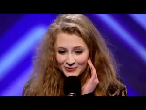Janet Devlin - Your song - Full Audition -The X Factor UK