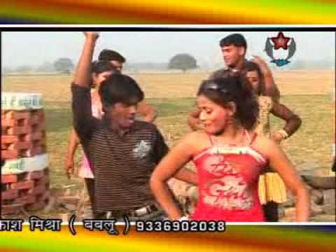 Hit Bhojpuri Holi Song - Choliya Rangdaar Ba